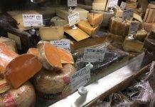 Polifenoli e formaggio