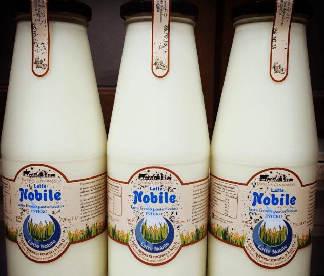 latte nobile