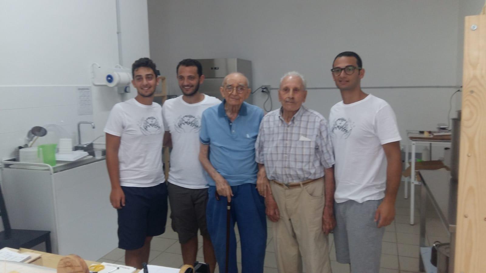 Famiglia Citro Nonni e Nipotini 2018